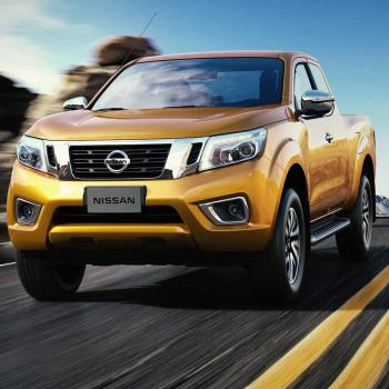 Nissan Frontier Tray 3000 cc